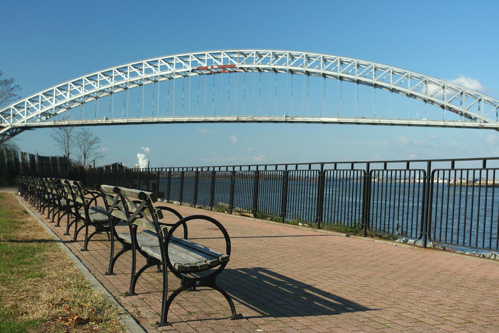 Walking Is Transportation: Bayonne Bridge